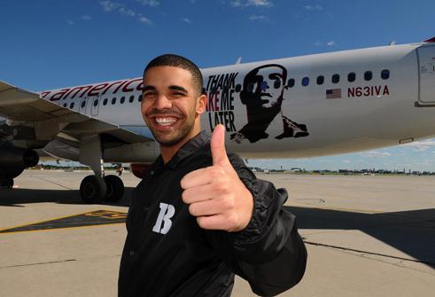 Urban Traveler Drake Virgin America