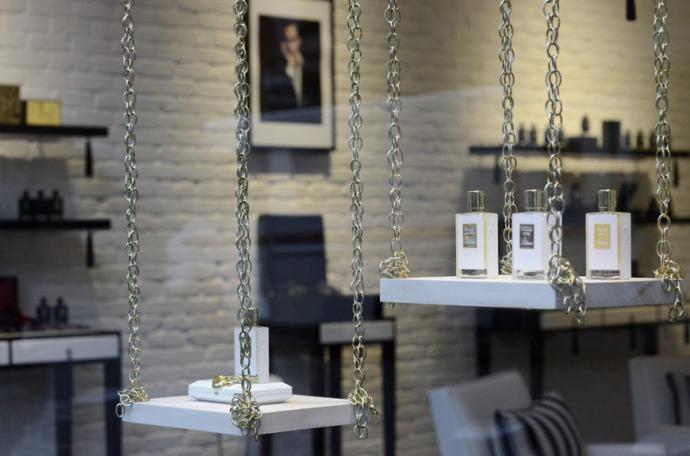 Kilian Store Display