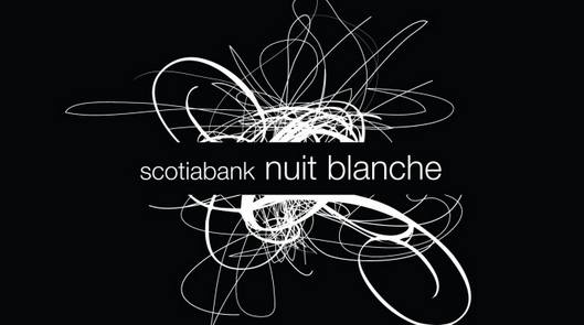 Toronto's 9th Annual Scotiabank Nuit Blanche starts tonight at 6:53pm